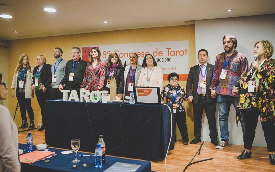 Participación en el 8º Congreso Internacional de Tarot – Barcelona 2019