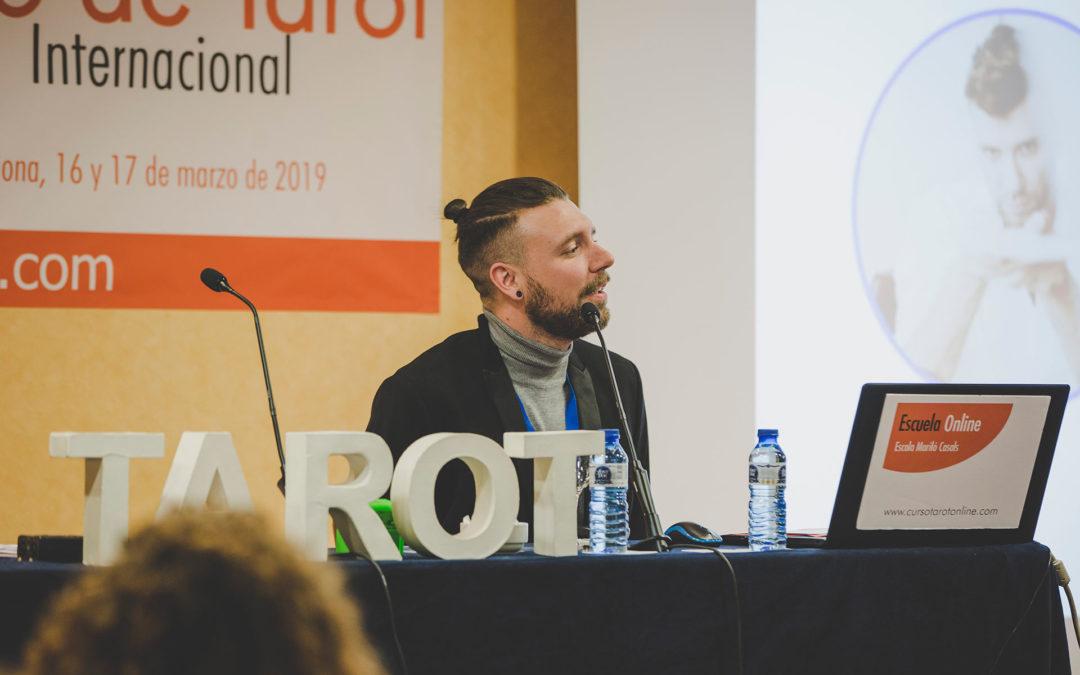 Tarot Para Escépticos – 8vo Congreso Internacional de Tarot Barcelona 2019
