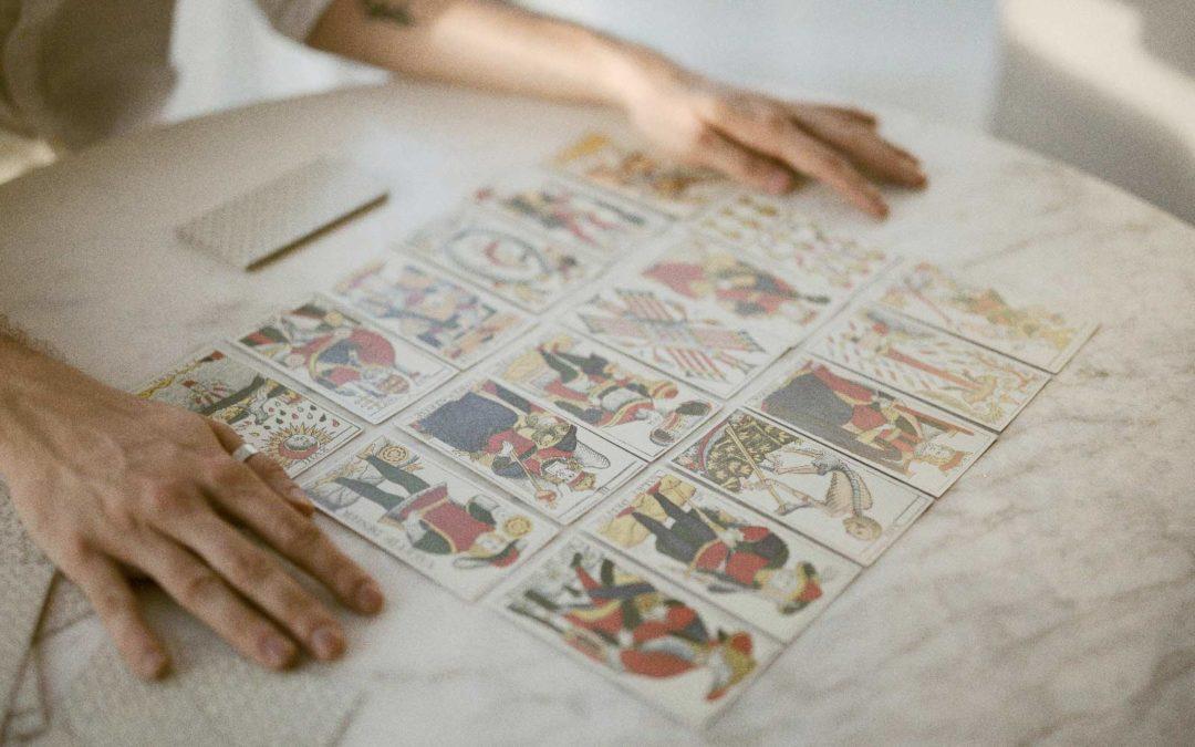 1. Formación Intensiva en la lectura del Tarot de Marsella
