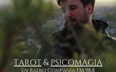Tarot & Psicomagia en Radio Compañía  – FM 89.8