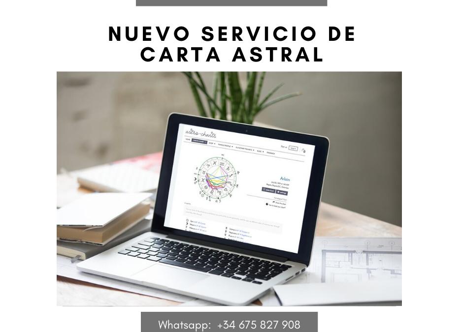 ASTROLOGÍA PRÁCTICA (Nuevo Servicio)