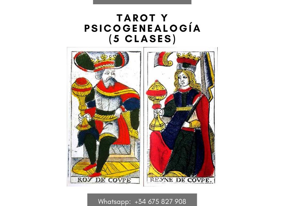 Tarot y Psicogenealogía Online: Herramientas para Tarotistas