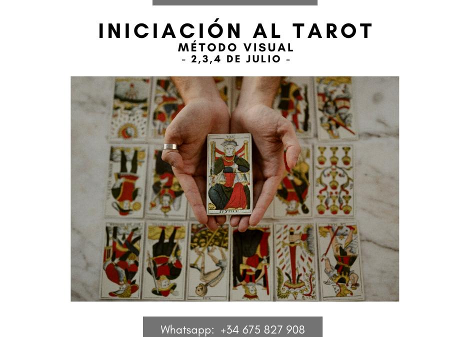 Iniciación al Tarot: Taller online de método Visual