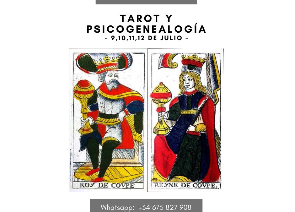 Tarot y Psicogenealogía: Taller Online