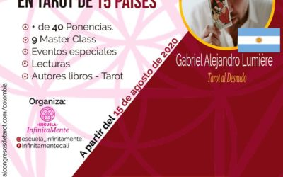 1º CONGRESO VIRTUAL DE TAROT